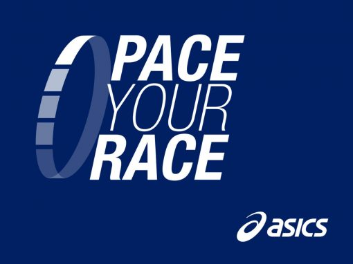 ASICS Pace Your Race