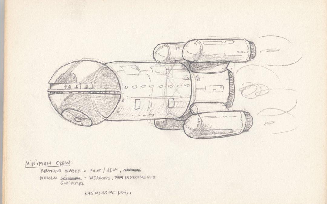 Spaceship 3rd