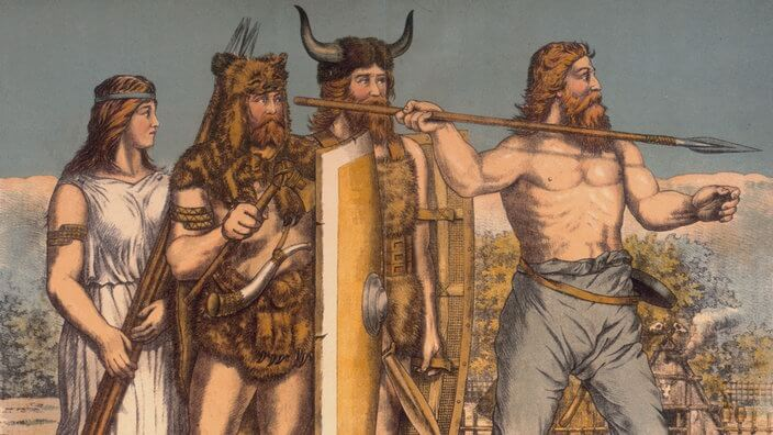 Germanic Trousers